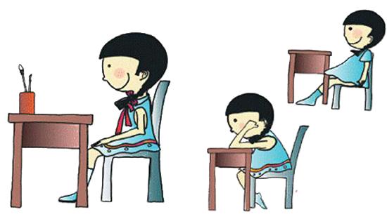 手掌鱼际肌不发达,铅笔没有支撑点等因素,握笔姿势往往不正确,从而