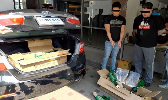 加拿大毒贩在泰国被抓 原计划偷运至澳大利亚