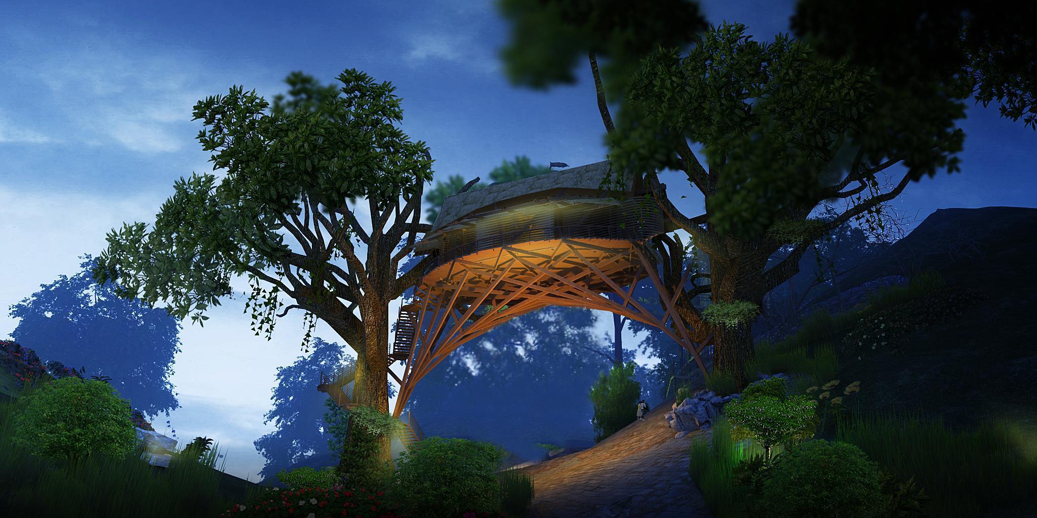 热带雨林中的科罗威部落,男女老少都爱爬树,全住在几十米高树上_淘网赚
