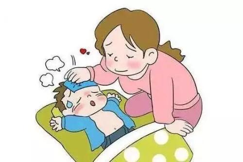 宝宝发烧别光看体温,会区分很重要!