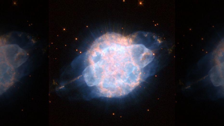 太空中有个「眼睛」正盯着地球