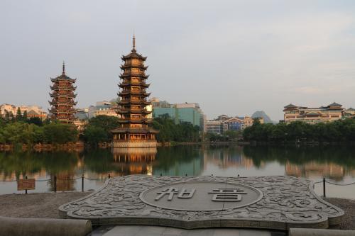 潘韬:桂林阳朔攻略,一年四季都用得上的行程线路。