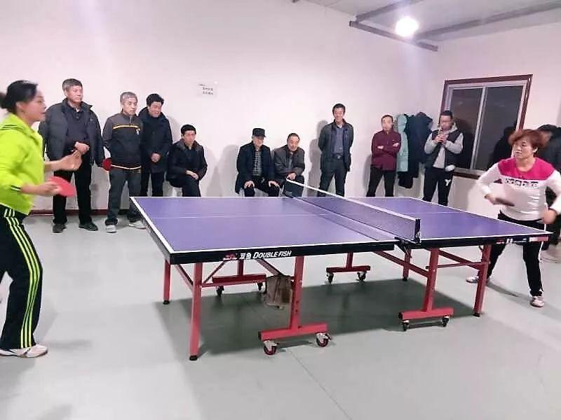 【赛事】长武县举行2019年乒乓球交流赛