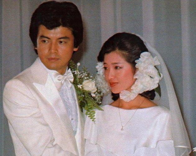 晓庆39年前与三浦友和罕见合影曝光 与妻子山口百惠恩爱一生图片