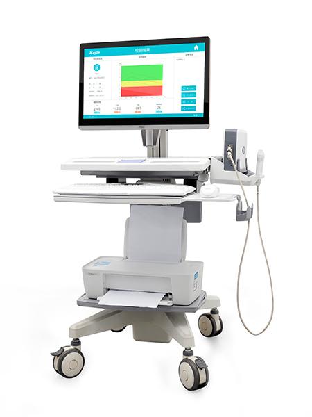 OSTEOKJ7000+胫骨/桡骨骨密度仪整机图