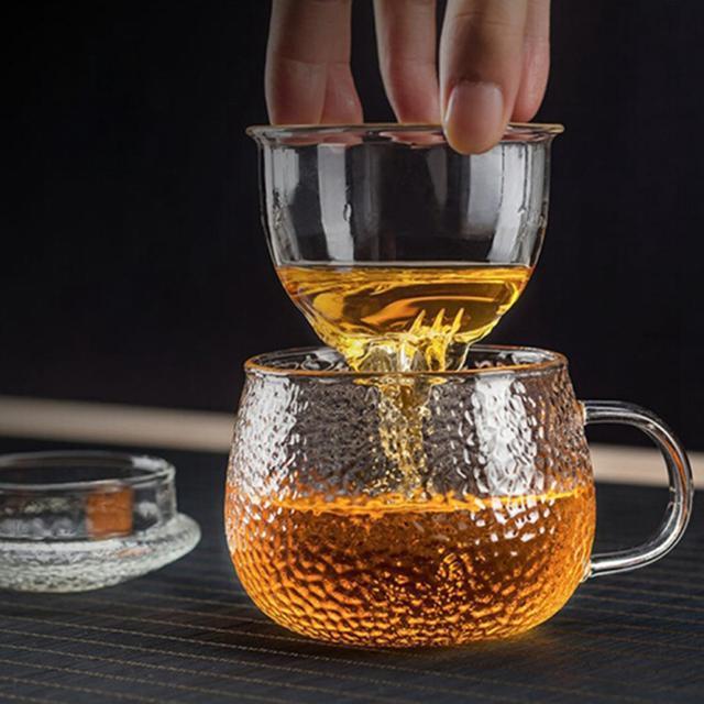 茶具手绘制作过程