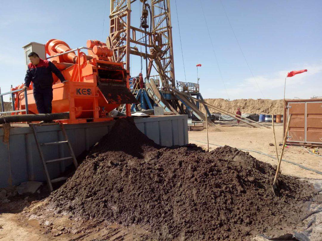 收废��h�9�-y��_200m/h泥水分离系统废浆处理现场