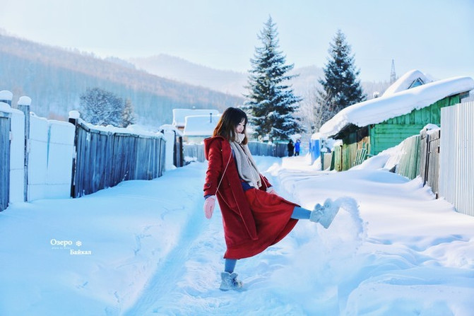 一 贝加尔湖的寒冬,才是我想要的冬天  ,赴一场异国冰雪之约