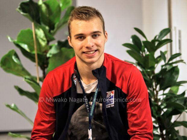 2009斯诺克英锦赛 美国青年才俊目标瞄准2022冬奥会 自评不是两人对手