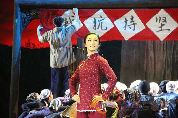 """名人名言之山翀【全国政协委员""""舞剧皇后""""】"""