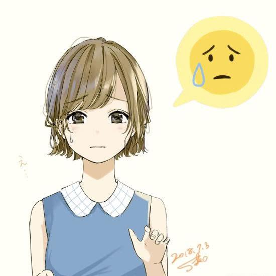 日本画师绘制萌妹版表情包太可爱,网友:舍不得分享给别人! 作者: 来源:萌番动漫