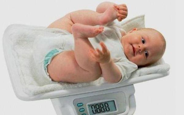 宝宝出生时体重接近这个数,说明孩子很聪明,长大后会很有出息