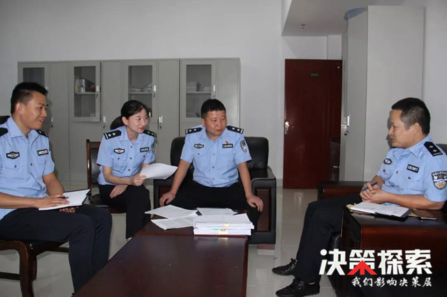 女刑警,你的坚强谁人懂----新野县公安局刑警大队反盗诈中队民警赵珊