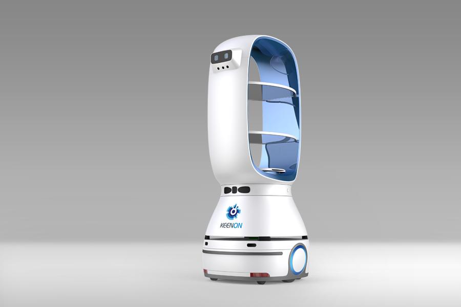 2019年想创业 做传菜机器人代理加盟项目选擎朗智能