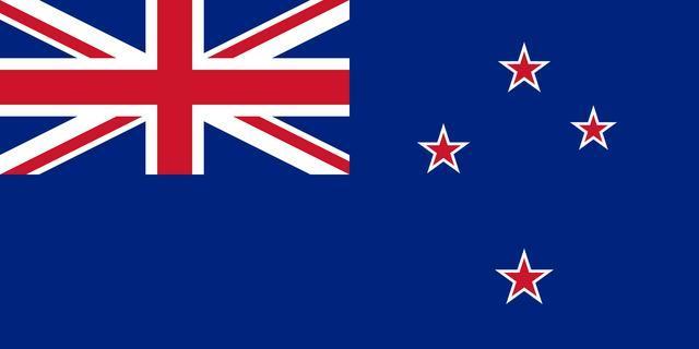 新西兰现在的国旗