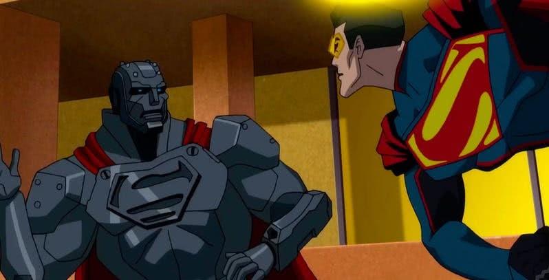难免一战 《超人王朝》公开新片段
