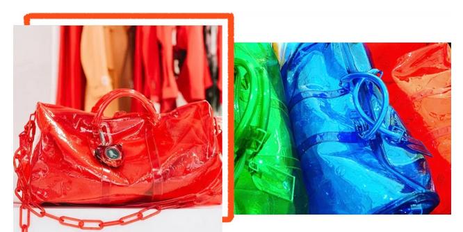 路易威登现任艺术总监Virgil Abloh再次将LV包袋推向潮流新高度 ,