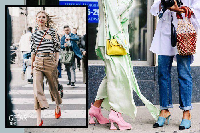 显瘦也要穿对鞋,多张街拍证明这款靴子才是最佳瘦腿神器