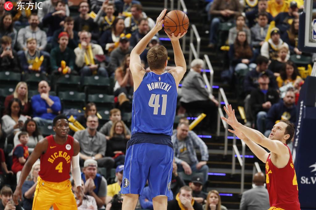 NBA邀请诺天王参加全明星周末 望再战三分大赛