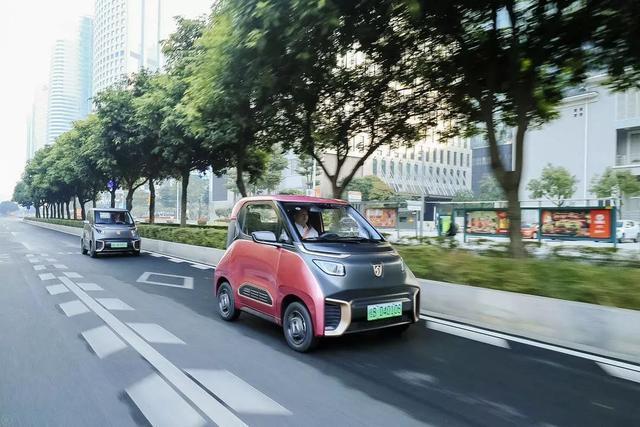 它不是一部车比Smart还小和普通汽车相比一天可节省32分钟_腾讯分