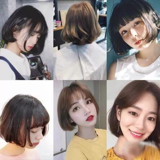 2019年最流行短发发型都在这里