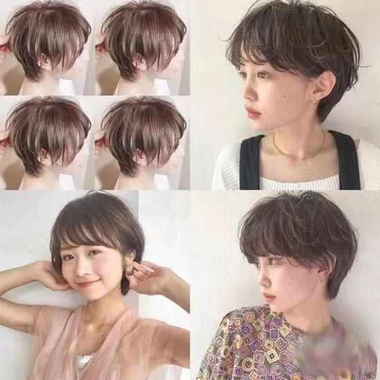 短发有什么发型女图片