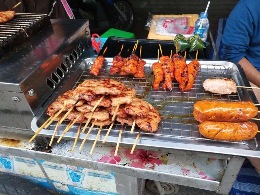 像泰国人一样 悠闲地吃上一整天指南