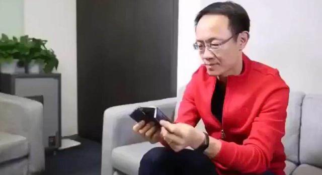 原创小米双折叠手机或是采用LG技术柔宇疑是碰瓷