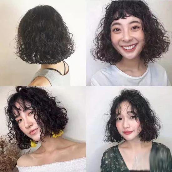 短发有什么发型学生图片