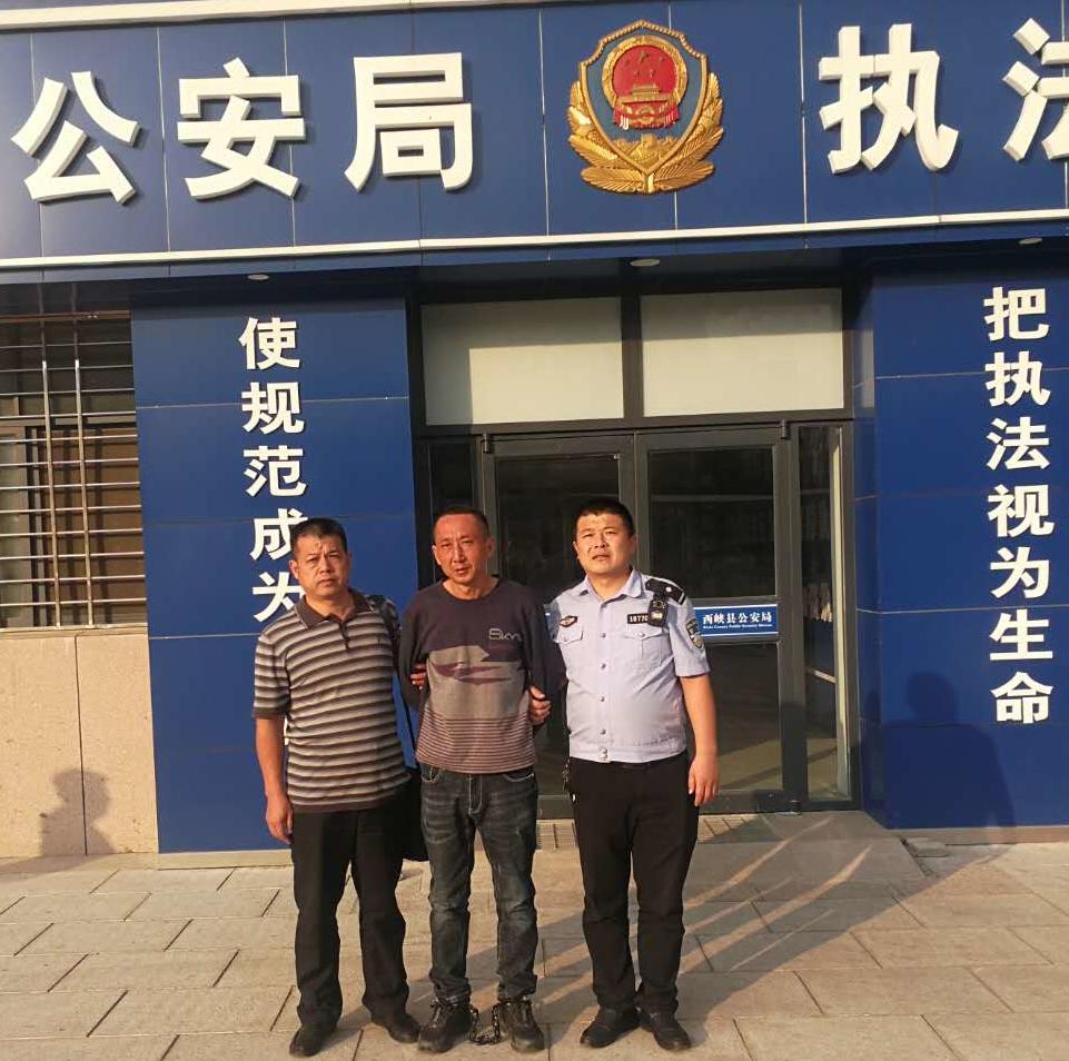冒充游戏平台客服进行电信诈骗  明港警察不远千里成功将其抓获