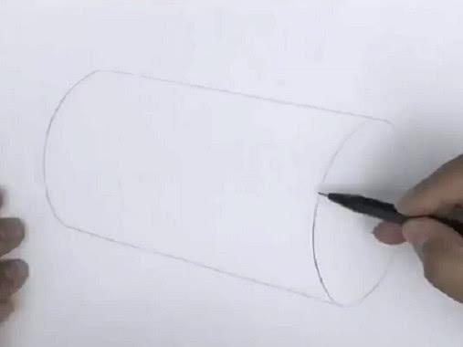 素描圆柱体的几大注意点!这下你该知道为什么你总是画不好了吗?