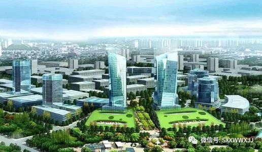 新绛县新城区规划图