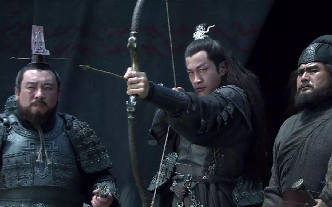 辕门射戟不仅解救了刘备,更是吕布平定徐州的开始