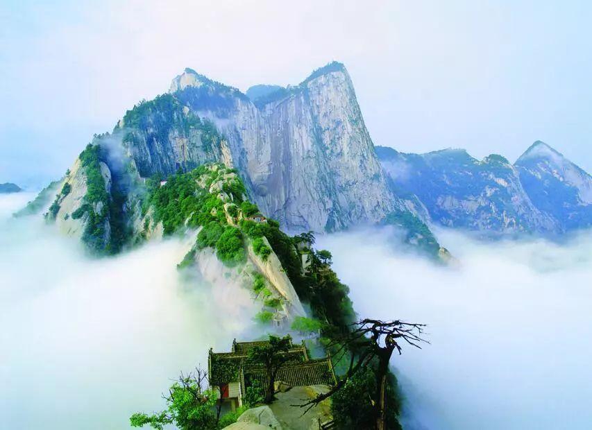 古人诗歌中的华山别有意境
