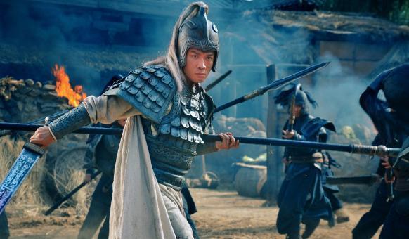 赵云的巅峰之战:正面击败曹操,帮助刘备夺取了汉中!