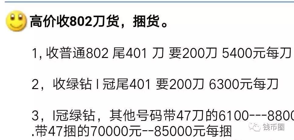 龙头802开始上涨,四版币起航了?