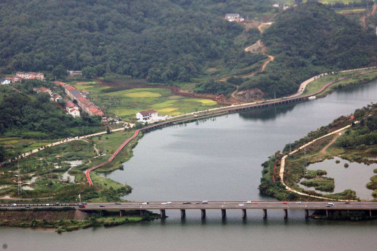 原创浙江一座千年古镇将迎来高铁,途径绍兴、台州,预计2021年底通车