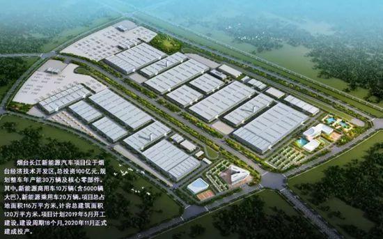 动态│长江汽车知豆比亚迪投资项目落地韩国三家电池厂已获1600亿