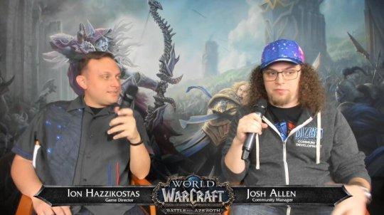 《魔兽世界》最新开发人员访谈: