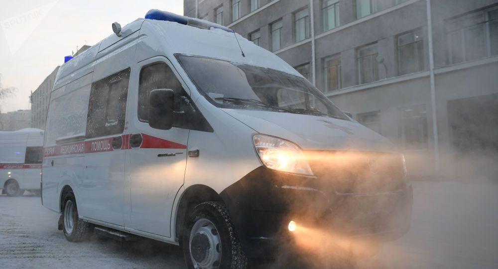 俄罗斯一家咖啡馆发生煤气爆炸 已致40人受伤