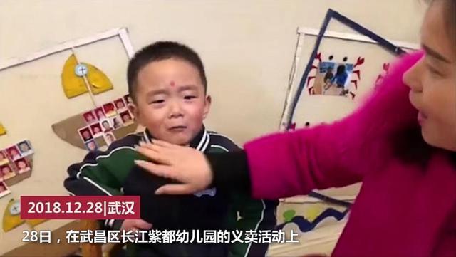 原創             孩子拒絕義賣玩具,還跟老師討價還價,接下來的話讓人哭笑不得