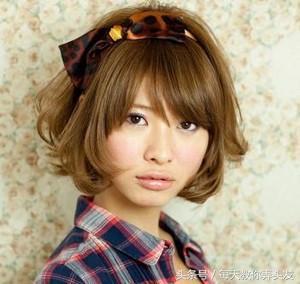 12款中年女人顯臉瘦的氣質短髮髮型! 形象穿搭 第12張