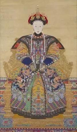 清朝27位皇后画像,看看皇上身边女人的颜值图片