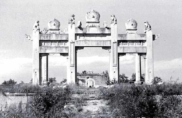 """直击最真实的老北京""""公主坟"""",如今早已不复存在"""