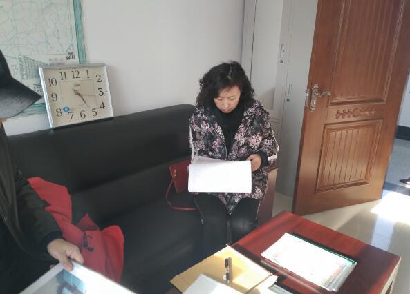 黑龙江农垦总局交通运输局到格球山农场客运站和公路管理站检查、慰问