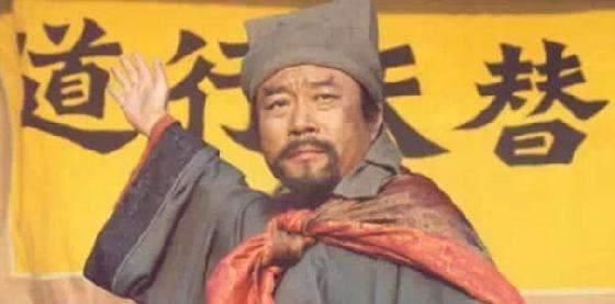 《水浒传》里托塔天王晁盖怎么死的?宋江到底有没有害晁盖?