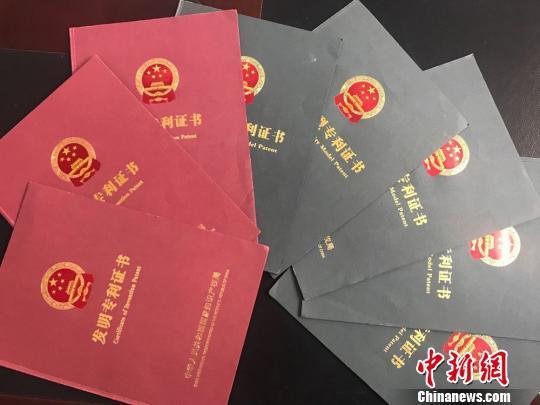 甘肃新修专利奖励办法促进产业优化升级