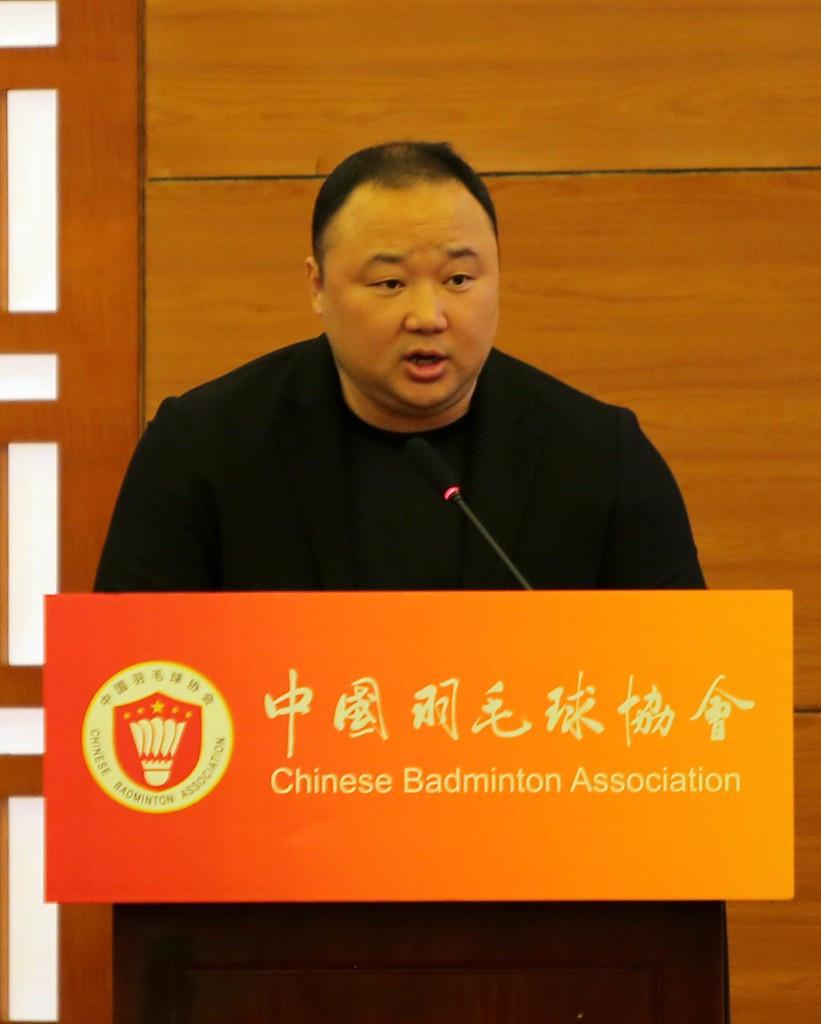 中国羽毛球协会举行代表大会 张军当选新一任主席_羽协