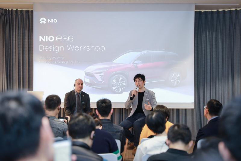 蔚来首揭设计理念:我们想做怎样的车?
