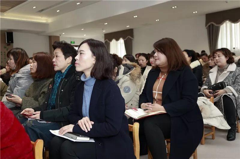 中华路幼儿园教育联盟召开2018年总结大会